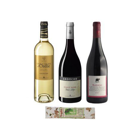 Côtes du Vivarais Beaumont des Gras Blanc 2014 75cl