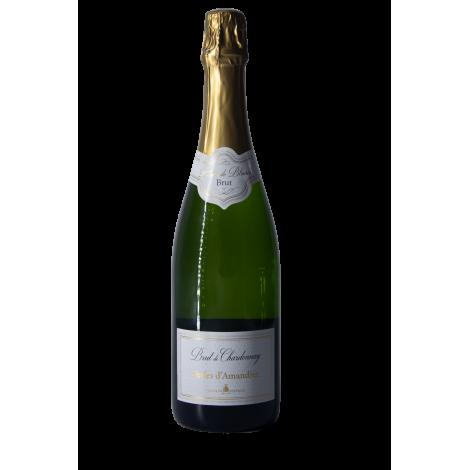 Perles d'Amandier - Brut de Chardonnay - 75cl