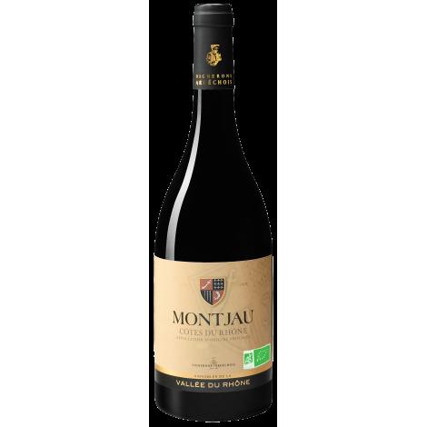 Côtes du Rhône Montjau Bio -2019 - 75cl