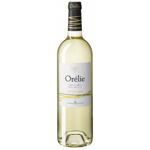 Orélie Blanc 2018 75cl
