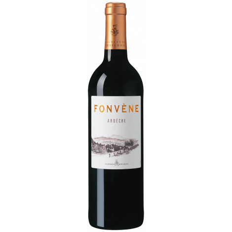 Fonvène Rouge 2018 75cl