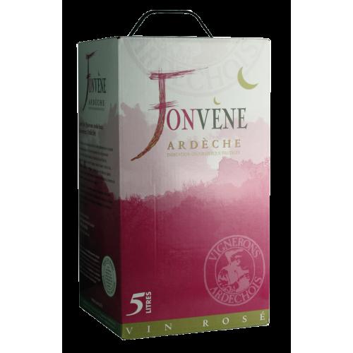 Fonvène Rosé 5L