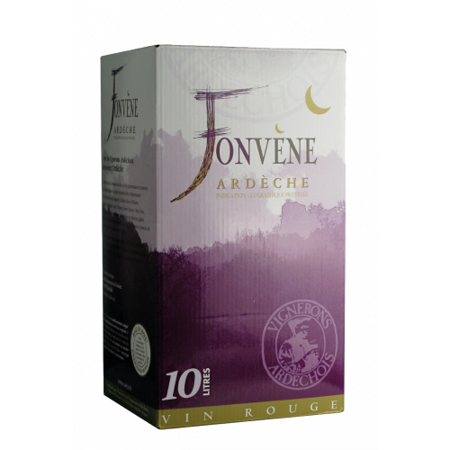 Fonvène Rouge 10L
