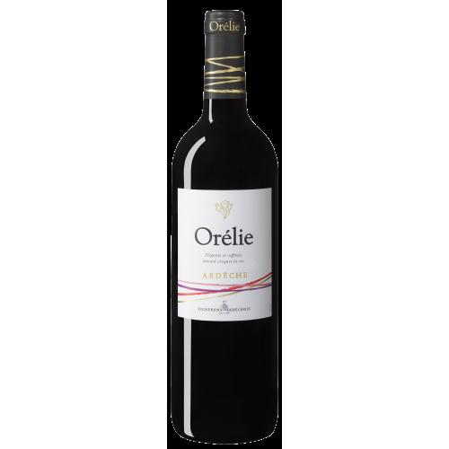 Orélie Rouge 2018 75cl