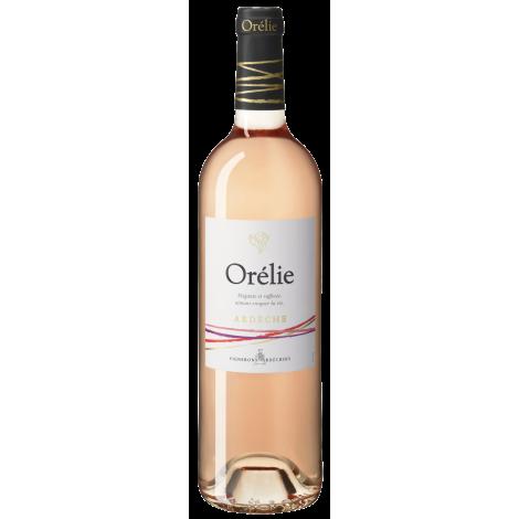 Orélie Rosé 2018 75cl