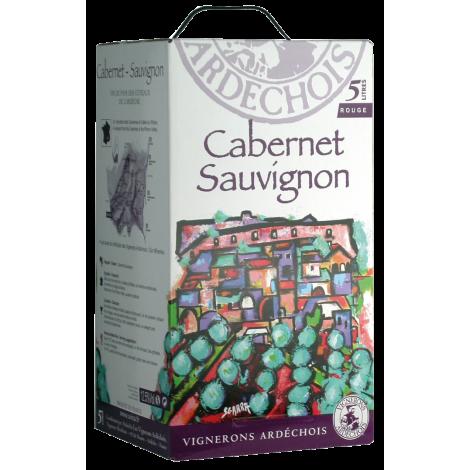 Cabernet Sauvignon Rouge 5L