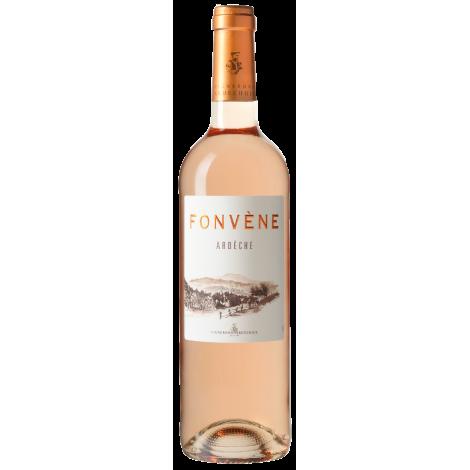 Fonvène Rosé 2018 75cl
