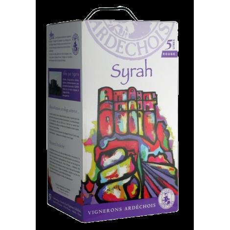 Syrah Rouge 5L