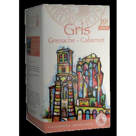 Gris de Grenache Cabernet Rosé 10L