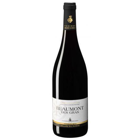 Côtes du Vivarais Beaumont des Gras Rouge 2017 75cl