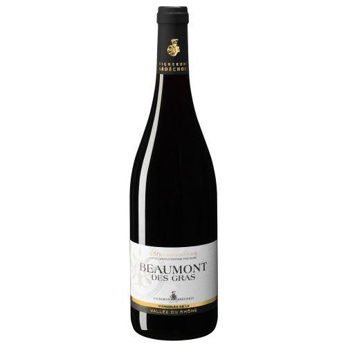 Côtes du Vivarais Beaumont des Gras Rouge 2019 75cl
