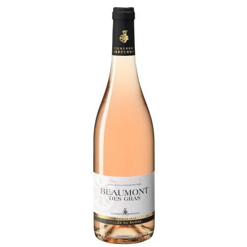 Côtes du Vivarais Beaumont des Gras Rosé 2018 75cl