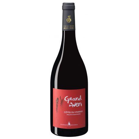 Grand Aven - AOP Côtes du Vivarais - 2018 75cl